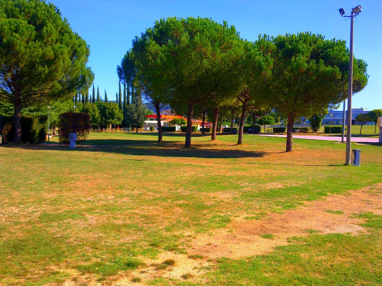 Parco per attività esterne
