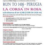 locandina Perugia 1416 corsa